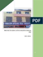 Proyecto Educativo Institucional Dom 28.58