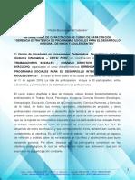 Informe Final - Gerencia Social