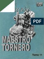 Curso Maestro Tornero - Tomo 11