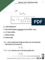 aula 5 - Tensao Admissivel a Fadiga v2007.pdf
