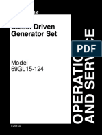 driver generator set carrier