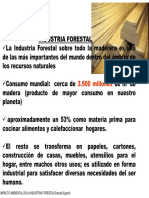 Aserrio forestal