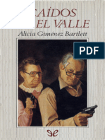Gimenez Bartlett, Alicia - Caidos en El Valle [36091] (r1.0)