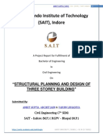 Structural Planning and Design of Three