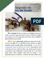 O SEGREDO DE ISRAEL