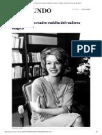 Elena Garro_ La Madre Maldita Del Realismo Mágico _ Cultura Home _ EL MUNDO