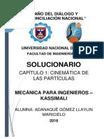 SOLUCIONARIO CAP 1