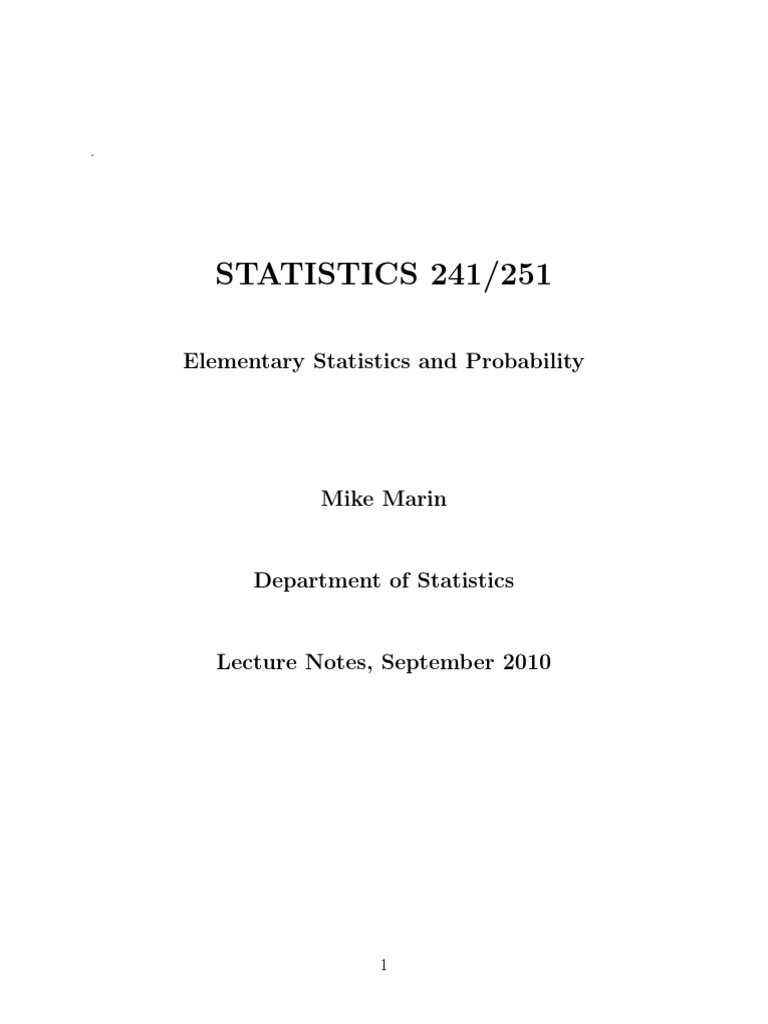 Chapters 1 and 2   Median   Quantile