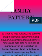 Family Pattern Kshane