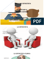 Presentación Técnica de Entrevista