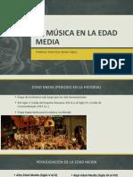 La Música en La Edad Media y Polifonía Primitiva