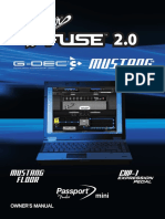 Fender Fuse 2.0 Manual