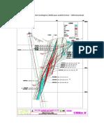 11.- Analisis Tenso Deformacional v3, V3t y v4 Seccion 1366n