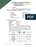Resumen Ejecutivo Antacancha