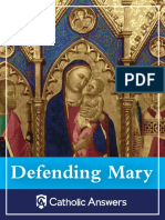 Defending Mary (Christian Apologetics)