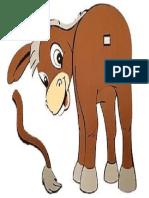 molde burro