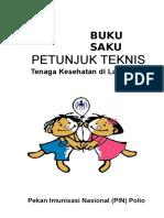 Buku Saku Dan Juknis Pin Polio