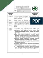 Sop 4.1.1.6 Koordinasi Dan Komunikasi Lintas Program Dan Lintas Sektor
