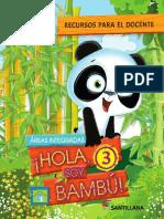 Bambu 3 Docente Act