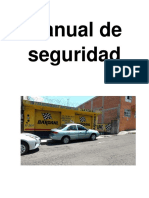 Manual de Seguridad
