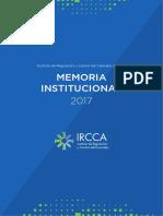 Instituto de Regulación y Control del Cannabis (IRCCA)