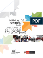 Manual Directores Unesco