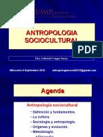 Sexta Clase Antropologia Sociocultural 8sep10
