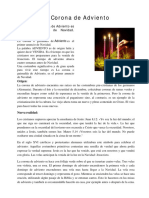 La Corona de Adviento - Versión breve.pdf