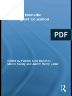 Danaher - Traveller Nomadic and Migrant Education