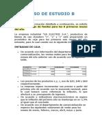 CASO de ESTUDIO B