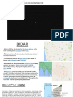 BIDAR PPT