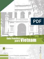 Comercio con Vietnam