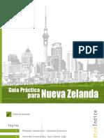 Comercio con Nueva Zelanda