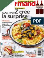 MAGAZINE Gourmand Du 30 Aout Au 12 Septembre 2017