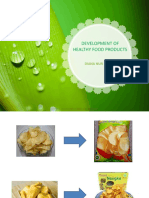 Development of Healthy Food Products 1