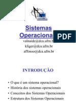 SistemaOperacional