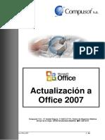 Manual Actualizacion Office 2007 Word Excel y Powerpoint v2 (Reparado)