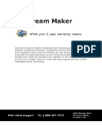 Aldi Ice Cream Maker Manual