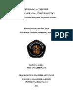 86919 ID Penerapan Sistem ABC Activity Based Cost