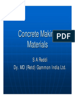 Concrete Making Materials SA Reddi