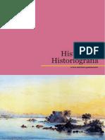 História da historiografia