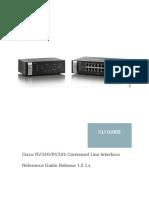 Rv32x Cli Guide