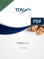 Katalog TdV