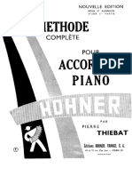 Thiebat Accordeon