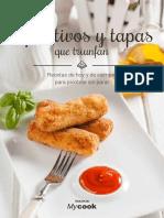 Taurus Mycook eBook Aperitivos Tapas