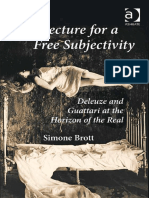 Simone Brott-Architecture for a Free Subjectivity_ Deleuze and Guattari at the Horizon of the Real-Ashgate Publishing (2011).pdf