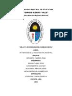 Dialecto Afroperuano en Chincha Rayda