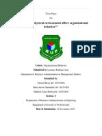 OB Term Paper (Final)