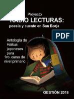 Antología Haikus