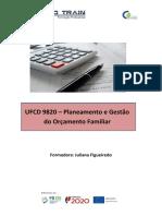 Manual - UFCD 9820